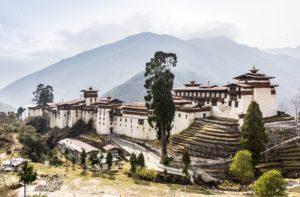 Азия Бутан