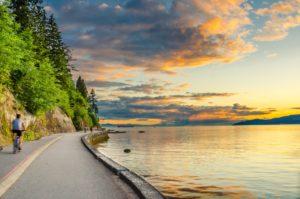 Ванкувер идеальный город для жизни
