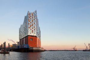Гамбург идеальный город для жизни