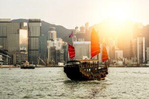 Гонконг самый дорогой город мира