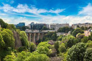 Люксембург идеальный город для жизни