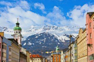 Отдых в Австрии в мае