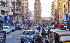 Карачи бюджетный город 2018 года