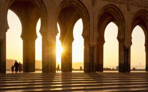 Касабланка бюджетный город 2018 года