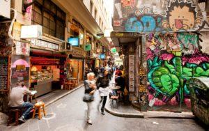Мельбурн идеальный город для жизни