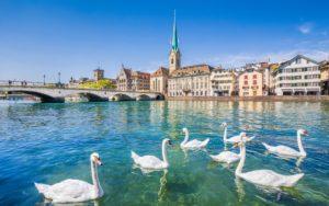 Цюрих самый дорогой город мира