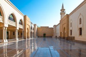 Эр-Рияд бюджетный город 2018 года