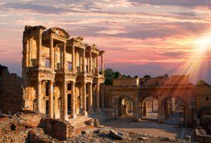 Красивые места Европы Эфес, Турция