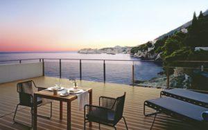 """Королевская Гавань, отель """"Villa Dubrovnik"""""""