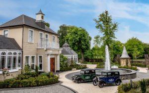 Черный замок Отель Ballygally Castle Hotel