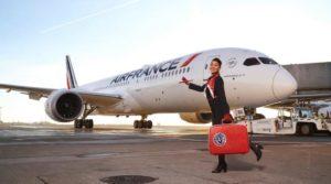 Air France отменяет часть рейсов