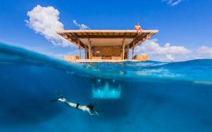 manta resort pemba island
