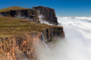Водопад Тугела-Фоллс, Южная Африка