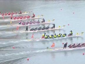 Семнадцать погибших в аварии на лодке в Китае