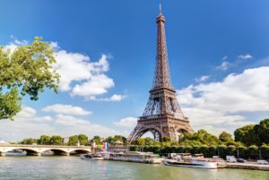Сена - самая красивая река Европы