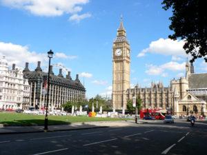 Отдых в Лондоне