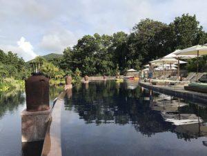 Отель на острове Праслин